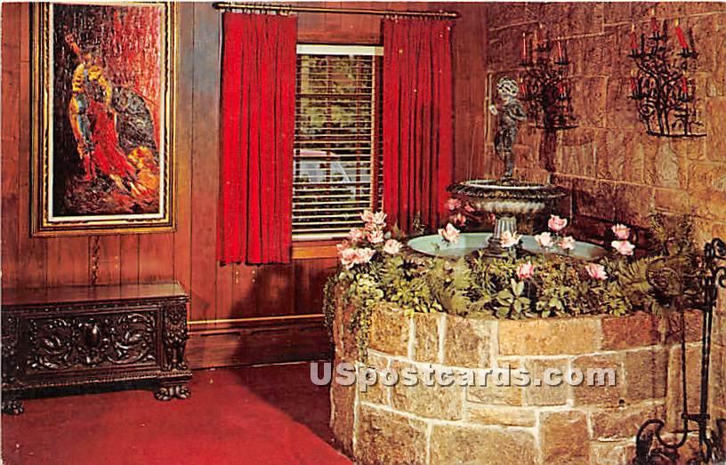 Arbor Inn - Rockville Centre, New York NY Postcard