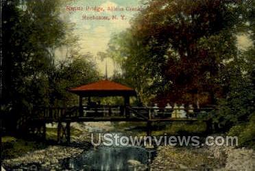 Allens Creek - Rochester, New York NY Postcard