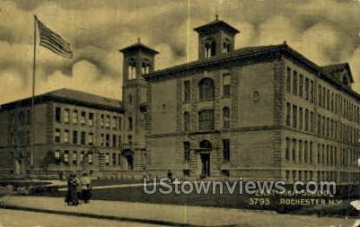 East High School - Rochester, New York NY Postcard