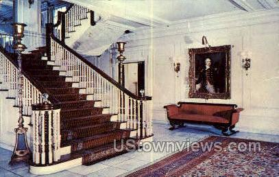 George Eastman House - Rochester, New York NY Postcard