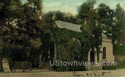 Mount Hope - Rochester, New York NY Postcard