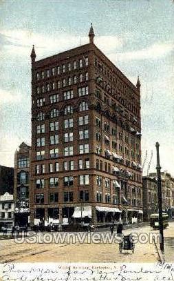 Wilder Bldg - Rochester, New York NY Postcard