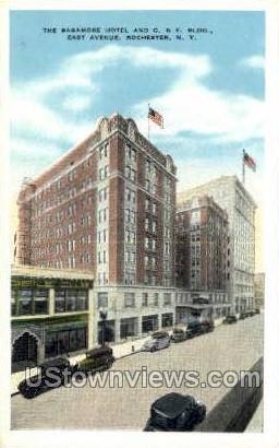 Sagamore Hotel - Rochester, New York NY Postcard