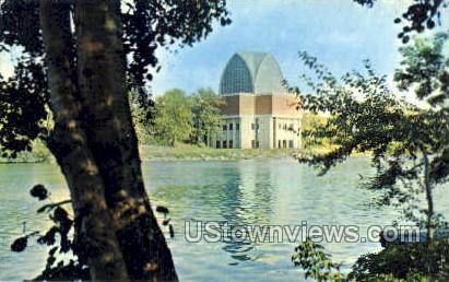 All Faith Chapel, U of Rochester - New York NY Postcard