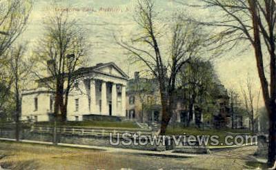 Livingston Park - Rochester, New York NY Postcard