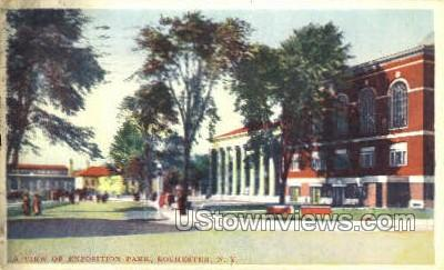 Exposition Park - Rochester, New York NY Postcard