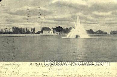 Highland Park - Rochester, New York NY Postcard