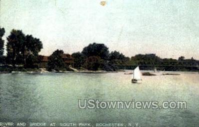 South Park - Rochester, New York NY Postcard