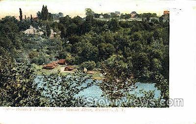 Brewer's Landing - Rochester, New York NY Postcard