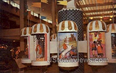 Midtown Plaza Mall - Rochester, New York NY Postcard