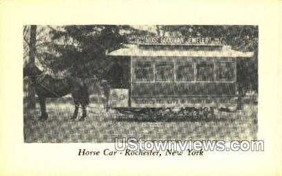 Mose Goodman, Jeweller - Rochester, New York NY Postcard