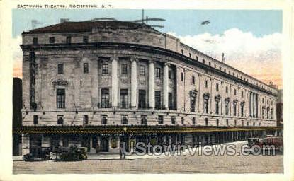 Eastmans Theatre - Rochester, New York NY Postcard