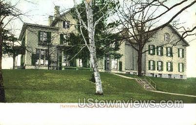 Hahnemann Hospital - Rochester, New York NY Postcard