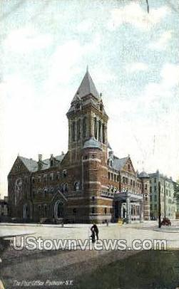 The Post Office - Rochester, New York NY Postcard