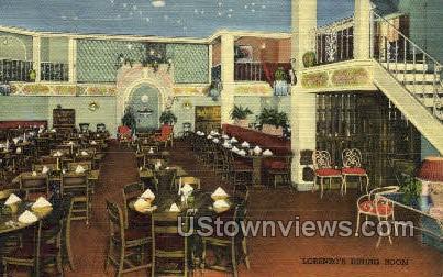 Casa Lorenzo - Rochester, New York NY Postcard