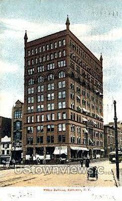 Wilder Bldg. - Rochester, New York NY Postcard
