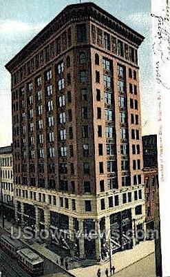 Chamber of Commerce Bldg - Rochester, New York NY Postcard