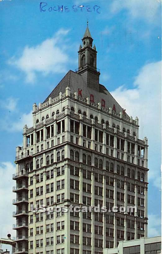 Koadak Office Building - Rochester, New York NY Postcard