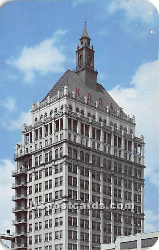 Kodak Office Building - Rochester, New York NY Postcard