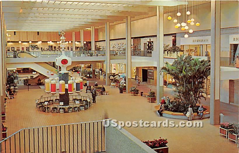 Midtown Plaza - Rochester, New York NY Postcard