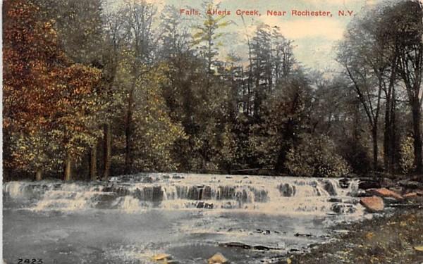 Falls Rochester, New York Postcard