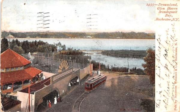 Dreamland Rochester, New York Postcard