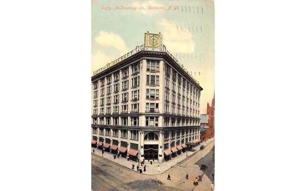 Duffy McInnerney Co Rochester, New York Postcard