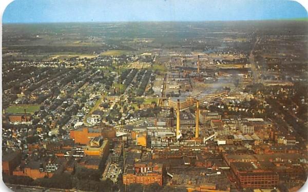 Kodak Park Rochester, New York Postcard
