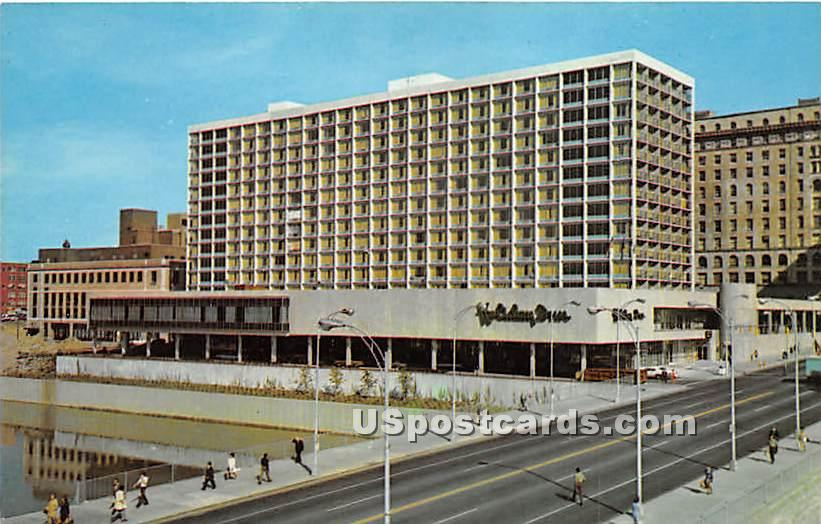 Holiday Inn - Rochester, New York NY Postcard