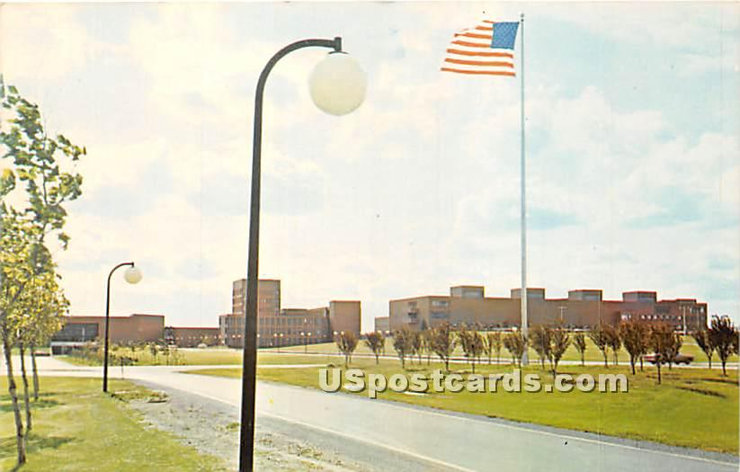 Rochester Institute of Technology - New York NY Postcard