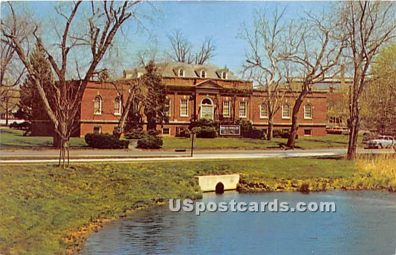 Suffolk County Historical Museum - Riverhead, New York NY Postcard
