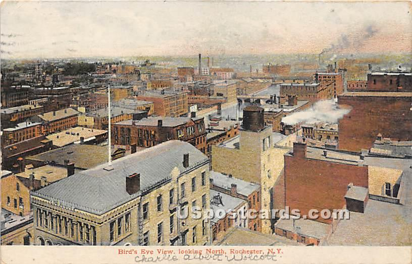 Rochester, New York NY Postcard