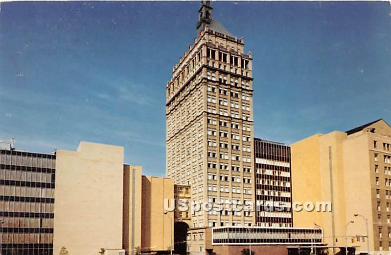 19 Story Kodak Tower - Rochester, New York NY Postcard