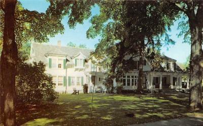 Kirkside Roxbury, New York Postcard