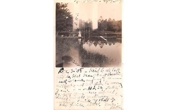 Water View Stamford, New York Postcard