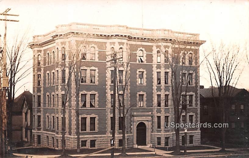 Winchell Hall - Syracuse, New York NY Postcard