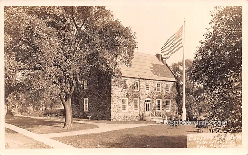 Conference House - Staten Island, New York NY Postcard