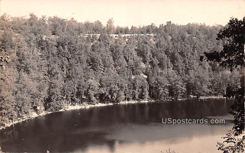 Pluge Basin - Syracuse, New York NY Postcard