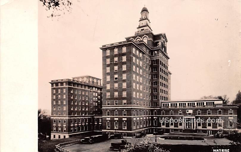 Hospital - Syracuse, New York NY Postcard