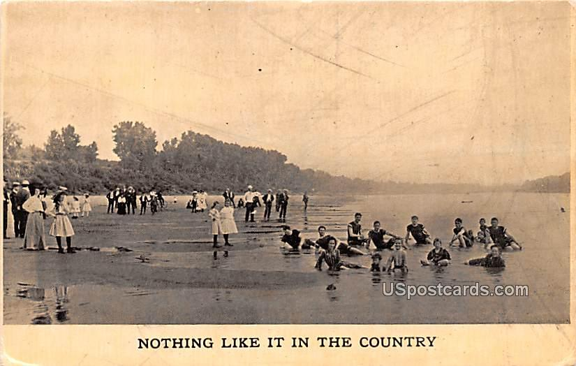 Nothing Like it in the Country - Staten Island, New York NY Postcard