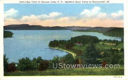 Idylwold Boys' Camp - Schroon Lake, New York NY Postcard