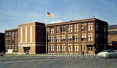 Alco Products, Inc. - Schenectady, New York NY Postcard