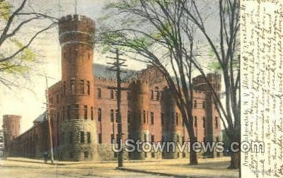 Armory - Schenectady, New York NY Postcard