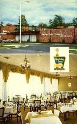 Holiday Inn - Saratoga Springs, New York NY Postcard