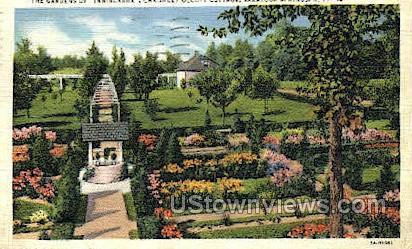 Chauncey Olcott Cottage - Saratoga Springs, New York NY Postcard
