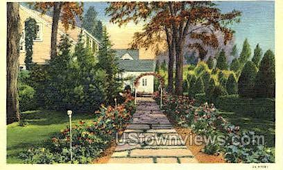 Inniscarra, Chauncey Olcott Cottage - Saratoga Springs, New York NY Postcard