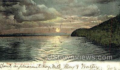 Saratoga Springs, New York, NY Postcard