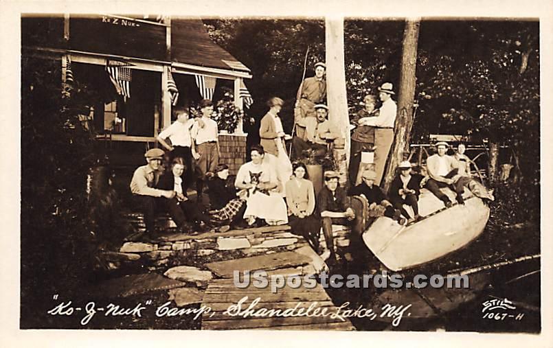 Ko-z-Nuk - Shandelee, New York NY Postcard
