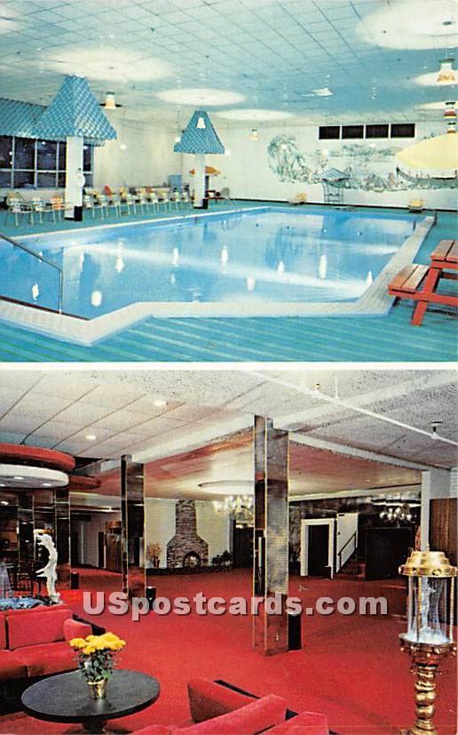 Belfior Resort Hotel - South Fallsburg, New York NY Postcard