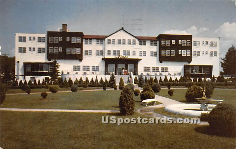 The Pines - South Fallsburg, New York NY Postcard